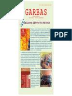 Boletín digital Garbas, nº 13 (julio 2015)
