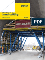 Doka Tunnel Formwork Systems 2009-02 En