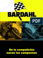 BARDHAL LUBRICANTES ESPECIALES Catalogo Moto 06032015