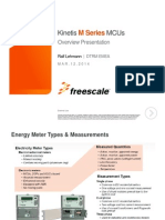 Freescale Kinetis M Customer 2014-03