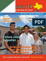 Informativo TX 27ava Edición Julio 2015 PDF