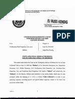 ArborOne Deal (9-20-09)