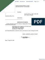 Riches v. Guantanamo Bay et al - Document No. 6