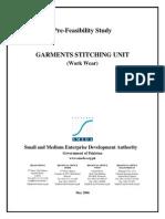 269 Textiles Feasibility