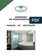 Manual de Instalacao de Banheira de Hidromassagem