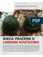 Nihad Halilbegović - Stradanje regruta u JNA 1990-1991.