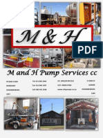 2015 Catalogue M&H Pumps