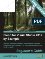 Blend for Visual Studio 2012 by Example