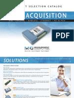 Data Acquisition Catalog En