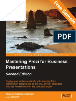 Mastering Prezi for Business Presentations - Second Edition - Sample Chapter