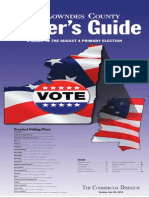 Lowndes County Voter Guide 2015