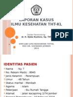 Rizal - Lapsus Rinosinusitis