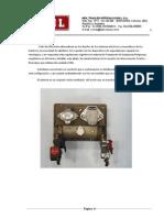 Informe Acoples Cliente Proveedor 2010