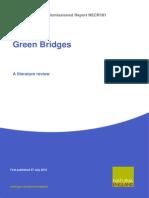 Greenbridges in the UK