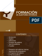 Formacion de Auditores 2010 Uaem