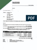 FDAS - Contractor - Aircon Network- Quotation