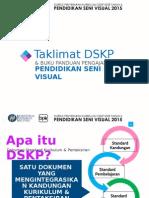 2-Taklimat DSKP Dan Buku Panduan KSSR PSV TAHUN 6-2015.Ppsx