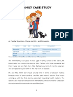 Family Case Study