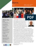 Longhorn Catholic Newsletter - July 2015