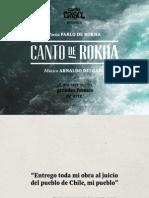 Dossier Canto de Rokha
