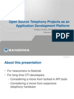 Asterisk as App Dev Platform