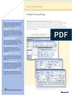 GP ProjectAccounting