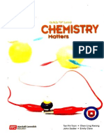 GCE O Level GCSE Chemistry Matters by Tan Yin Toon , Chen Ling Kwong, John Sadler , Emily Clare