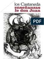 Castaneda, Carlos - [Las Ensenanzas de Don Juan 01] Las Ensenanzas de Don Juan [11885] (r1.1)