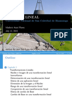 Algebra Lineal (Acori)