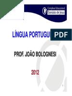 Português  João Bolognesi
