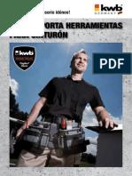 Bolsas Porta Herramientas Para Cinturon Kwb E