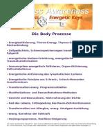 Body Processes