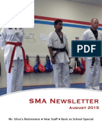 Aug '15 SMA Newsletter