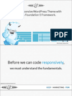 Build a Responsive WordPress Theme With ZURBs Foundation 5 Framework