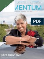 Momentum Magazine Issue 2— East