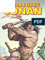 NOVEDADES Planeta DeAgostini, La Espada Salvaje de Conan