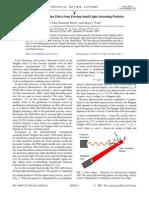 2007HF PRL Doppler