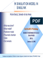 BENCHMARK SIMULATION MODEL IN SIMULINK