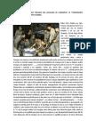 Carta de un comando peruano al Gral. Roberto Chiabra