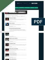 Mercado y Rumores - Goal.com