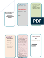 Leaflet Bronchopneumoni Anak