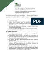 INSTRUCTIVO PARA LLENAR EL FORMATO DE DIAGNOSTICO  AMBIENTAL DE BAJO IMPACTO