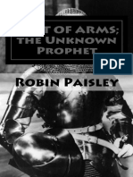 Coat of Arms the Unknown Prophet _ Robin Paisley