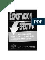 Libro Exportación Efectiva Parte1