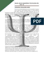Relación Entre Investigación y Psicología Clinica