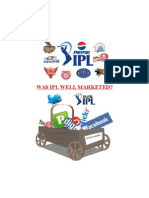 Was Ipl Well Marketed
