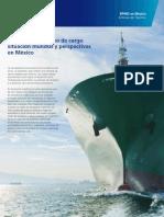101013 Transporte Marítimo de Carga Situación Mundial y Perspectivas en Mexico