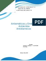 Antieméticos y Eméticos
