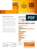 Beer industry's impact in Michigan