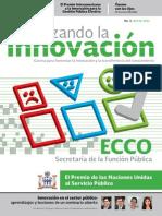Gaceta Abrazando La Innovación No 3 Abril 2015
